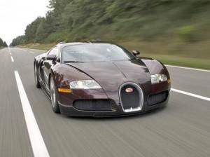 Bugatti Veyron Криштиану Роналду