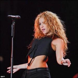 Шакира стала девушкой Жерара Пике