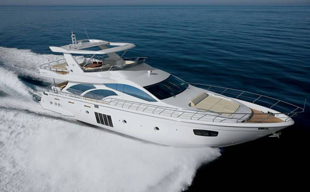 Яхта Неймара. Фото nauta360