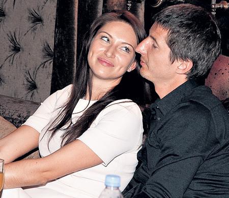Евгения Алдонин и Виктория