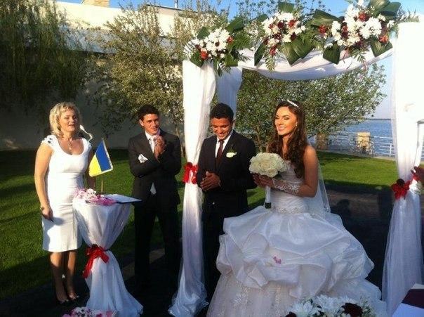 Матеус женился на Юлии Колесник