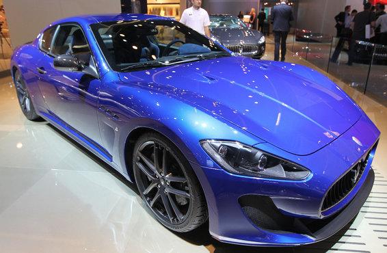 Автомобиль Maserati Gran Tourismo