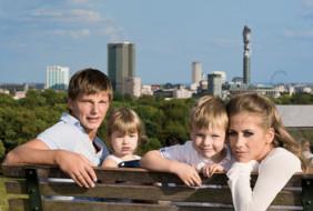 Семья Аршавиных