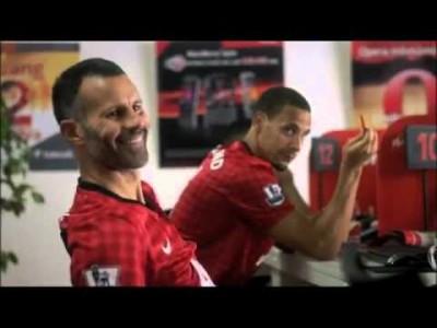 Футболисты «Манчестер Юнайтед» снялись в азербайджанской рекламе