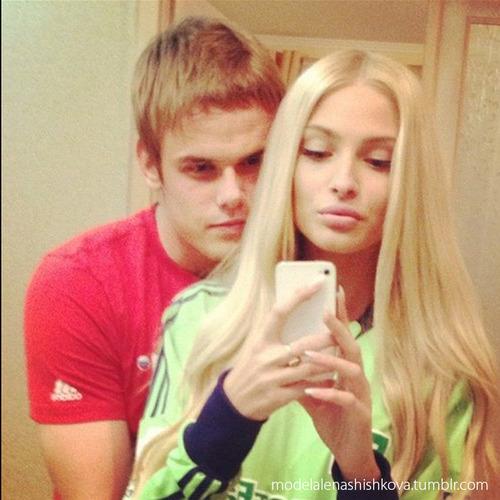 Максим Коваль и Алена Шишкова