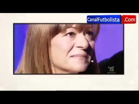 Криштиану Роналду помирил мать и дочерью на итальянском ТВ-шоу