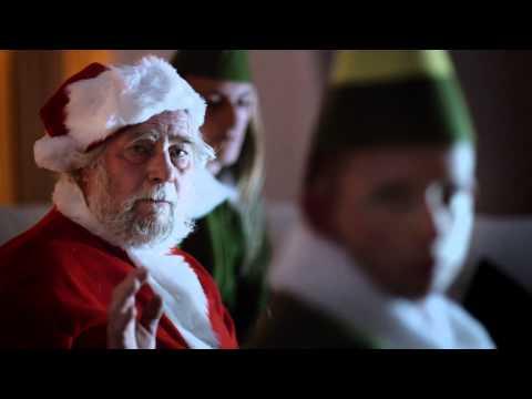 Лионель Месси поучаствовал в сьемках новогодней рекламы