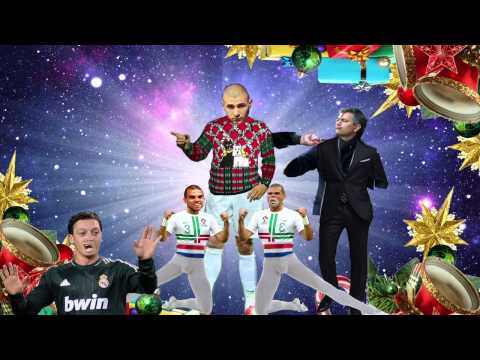 Новогодняя песня о Кариме Бензема