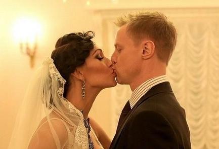 Вячеслав Малафеев женился на Екатерине Комяковой