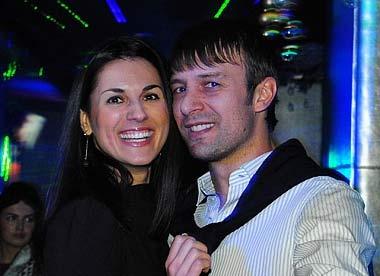 Александр Шовковский вместе с Машей Ефросининой