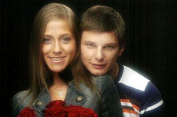 Андрей Аршавин и Лейлани Даудин
