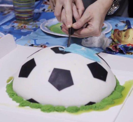Торт Максима Малафеева