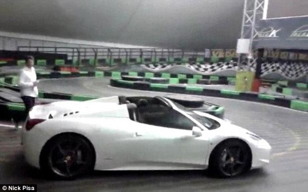 Ferrari Балотелли