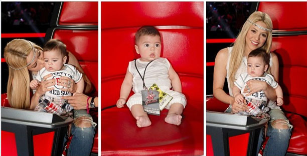 Шакира и Милан