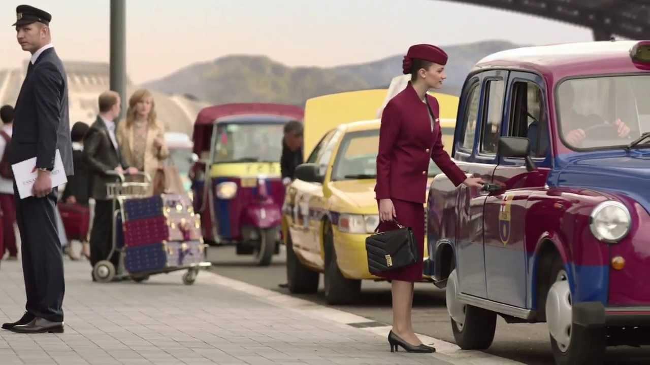Футболисты «Барселоны» снялись в рекламе Qatar Airways. Видео