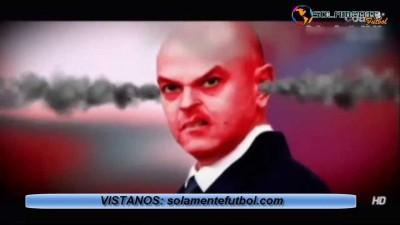 Президент «Тоттенхэма» Дэниэл Леви стал в Испании демоном. Видео