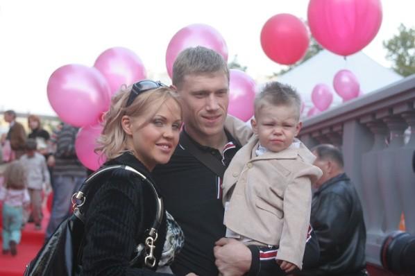 Мария и Павел Погребняк