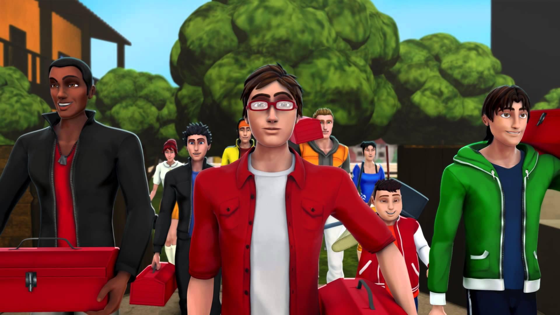 Жозе Моуриньо стал героем мультсериала. Видео