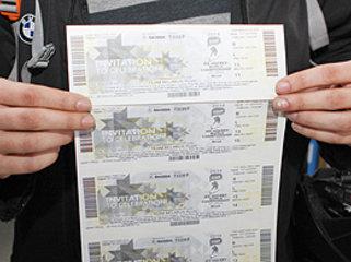 Билеты на 2/3 матчей ЧМ-2014 распроданы за три часа