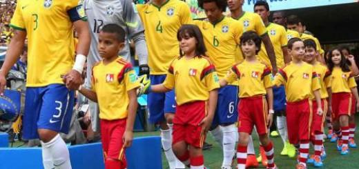 Дети футболистов