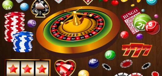 Vectores-de-casino