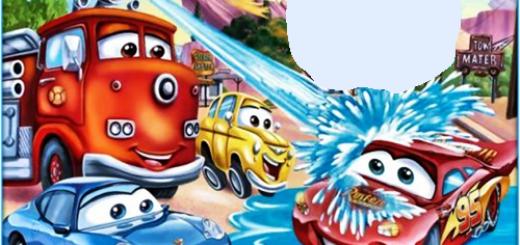 Мультфильмы про машинки
