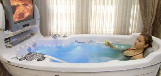 Акриловые ванны в новосибирске