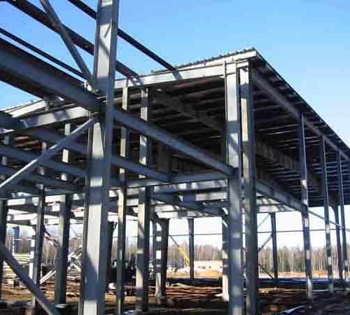 Производство металлоконструкций