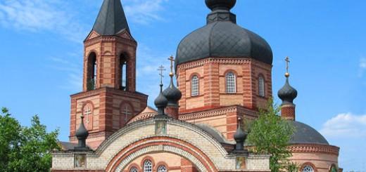 Обзор сайта по заказу православных служб