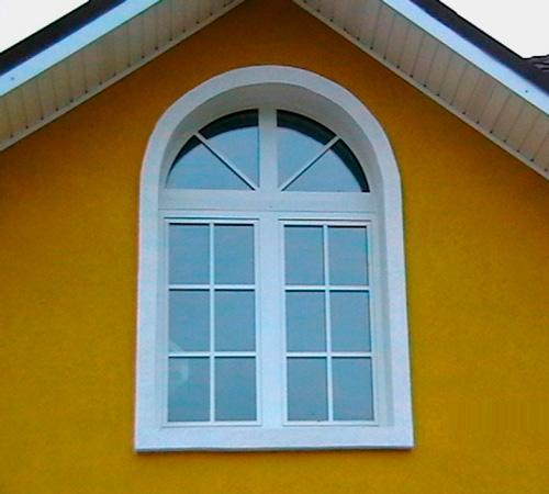 Металлопластиковые окна в Киеве