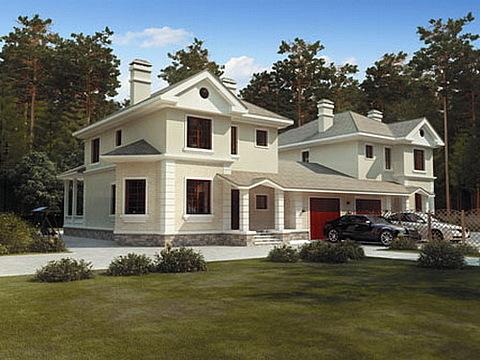 элитные дом