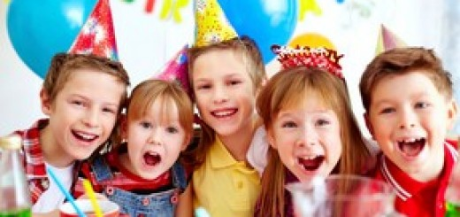 Празднования детского дня рождения в Киеве
