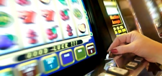 Putting Money Into  the Slots