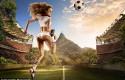 В ожидании Чемпионата Мира : фото футболисток для календаря
