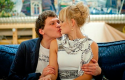 Юлия Пятова платит мужу поцелуями за отбитые голы