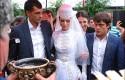На свадьбе Алана Дзагоева гуляли до утра