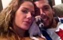 Жена защитника «Бенфики» скорбит по своей собачке