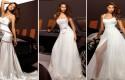 Ирина Шейк примеряет свадебные платья