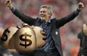 Жозе Моуриньо – самый высокооплачиваемый тренер в мире