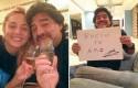 Диего Марадона встречается с 22-летней футболисткой