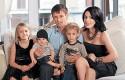 Сергей Семак стал отцом в шестой раз