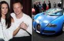 Супруга  Малафеева собирается подарить мужу автомобиль Bugatti