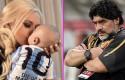 Марадона хочет забрать своего сына у Вероники Охеды